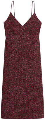 Banana Republic Petite Wrinkle-Resistant Tie-Back Dress