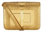 Tom Ford Natalia Medium Python Shoulder Bag
