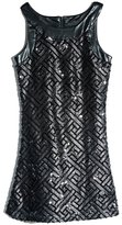 GUESS Irving Sequins Tunic Dress