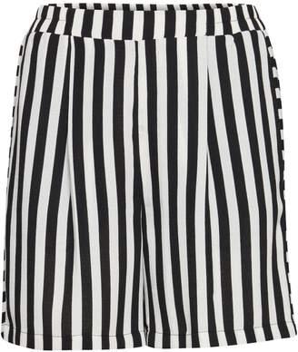 Ichi Blisa Striped Shorts