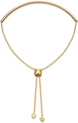 Astley Clarke Cylinder Kula Biography 18ct yellow-gold vermeil sterling silver bracelet