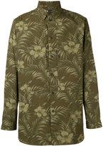 Natural Selection - floral print shirt - men - Ramie/cotton - XS