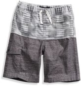 GUESS Mixed-Media Shorts (8-20)