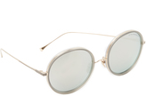 Dita Freebird Flash Mirrored Sunglasses