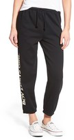 Boy Meets Girl Women's Graphic Sweatpants