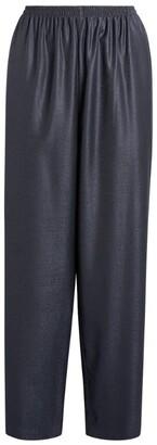 eskandar Japanese Wool-Silk Trousers