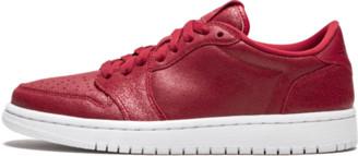 Jordan WMNS Air 1 Retro Low NS 'No Swoosh' Shoes - Size 5W