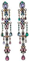 Lanvin Ginger Crystal Drop earrings