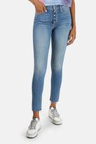 Mother The Fly Cut Stunner Ankle Fray Jean