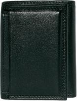 JCPenney Buxton Emblem Tri-fold Leather Wallet