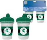 Baby Fanatic Michigan State Spartans Sippy Cup - 2 Pack