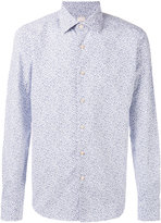 Xacus floral print shirt - men - Cotton - 39