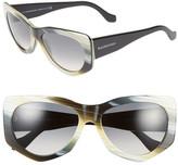 Balenciaga Women&s Plastic Sunglasses