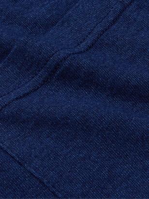 Blue Blue Japan Indigo-Dyed Cotton-Jersey T-Shirt