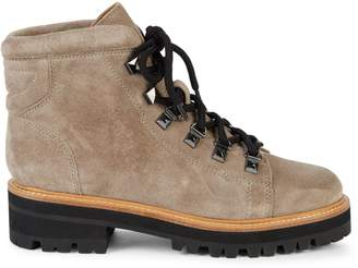 Marc Fisher Issy Suede Hiking Boots