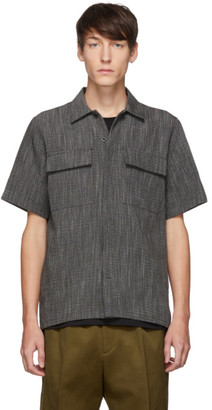 Jil Sander Grey Straight Fit Shirt