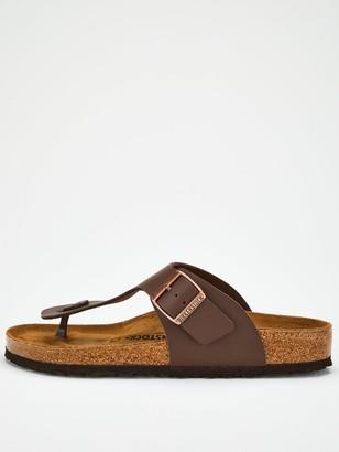 Birkenstock Ramses Sandal - Dark Brown