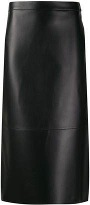 DSQUARED2 Fitted Midi Skirt