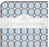 Swaddle Designs 100% Cotton Flannel Circle Receiving Blankets®