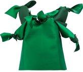 Maison Rabih Kayrouz knots blouse - women - Silk/Polyester - 36