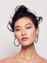Free People Mega Metal Hoops