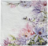 Abbott Collection Home Lg for All Woman Pastel Paper Napkins