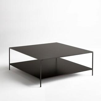 Am.pm. YRAM Square Metal Coffee Table