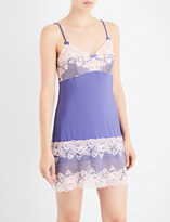 Fantasie Marianna lace and satin chemise