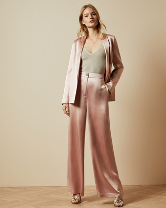 Ted Baker JELISAA Satin tailored jacket