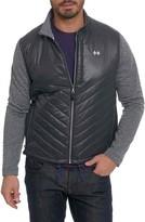 Robert Graham Men's Poconos Tailored Fit Mixed Media Jacket