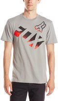 Fox Men's Chemical Short Sleeve T-Shirt, Grey