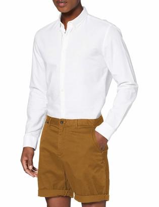 Scotch & Soda Men's Classic Chino Short in Pima Cotton Quality