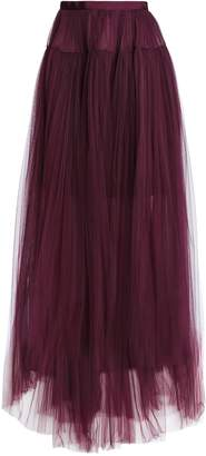 DELPOZO Long skirts - Item 35421579BF