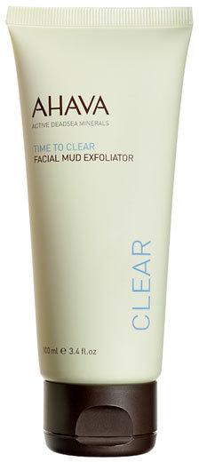 Ahava 'Time to Clear' Facial Mud Exfoliator, 3.4 oz