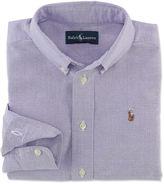Ralph Lauren Shirt, Little Boys Long-Sleeve Blake Woven Shirt
