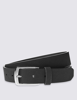 M&S Collection Faux Suede Formal Belt