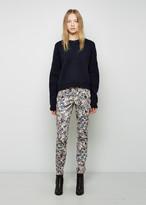 Isabel Marant Nella Liberty Print Jeans