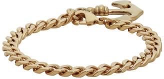 A.P.C. Gold Marin Bracelet