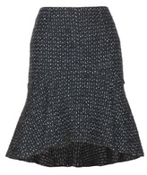 Nina Ricci Mohair-blend Skirt