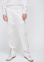 Maison Margiela off white track pant
