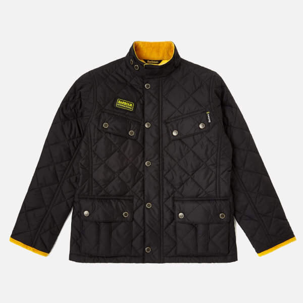 Barbour International Boys' Quilted Ariel Jacket