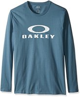 Oakley Men's Bark Repeat Long Sleeve T-Shirt