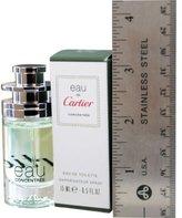 Cartier Eau De Concentrate Eau de Toilette Spray for Unisex, 0.5 Ounce