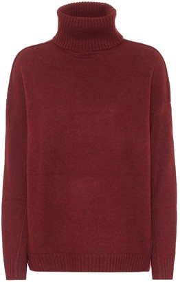 Jardin Des Orangers Wool and cashmere turtleneck sweater