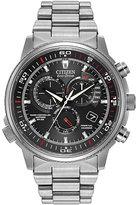 Citizen Eco-Drive Nighthawk men's chronograph watch