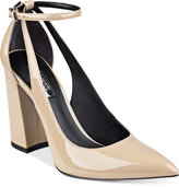 GUESS Women's Braya Pointed-Toe Pumps