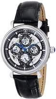 Thomas Earnshaw Men's ES-8043-01 Grand Calendar Analog Display Automatic Self Wind Watch