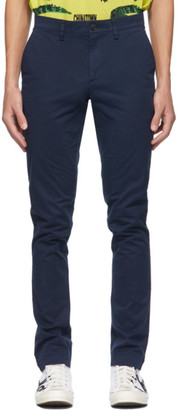 Lacoste Navy Chino Trousers