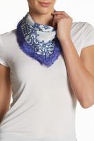 Vince Camuto Crochet Day Silk Bandana