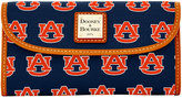 Dooney & Bourke Auburn Tigers Large Continental Clutch